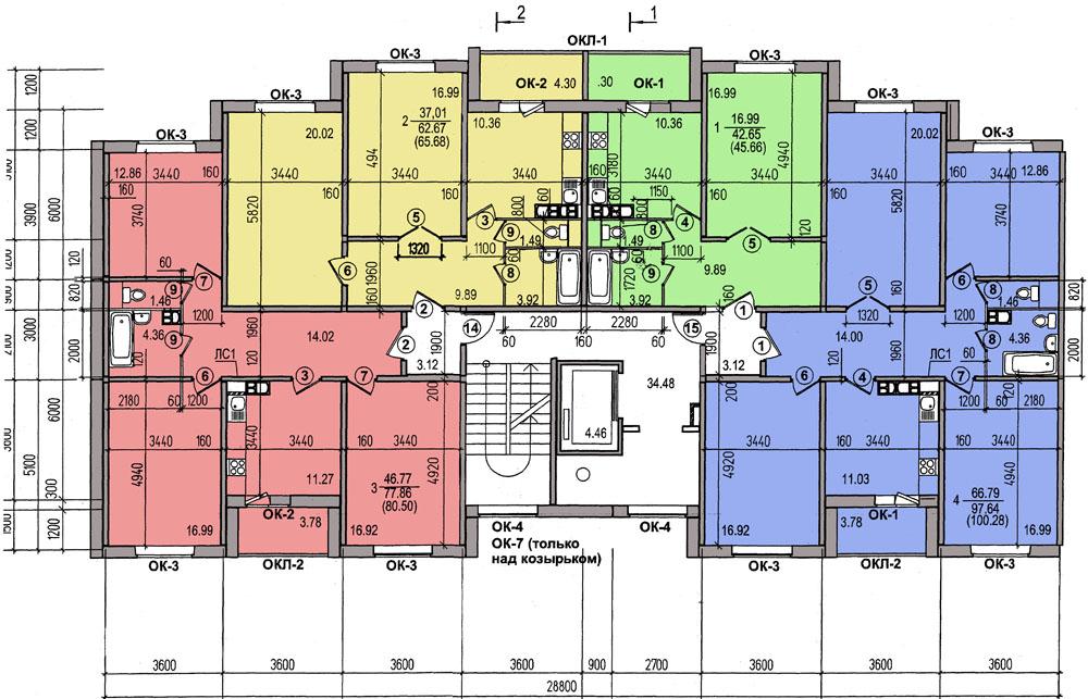 Жилой комплекс уручский-2 дом 24 по генплану си-трейдинг - ф.